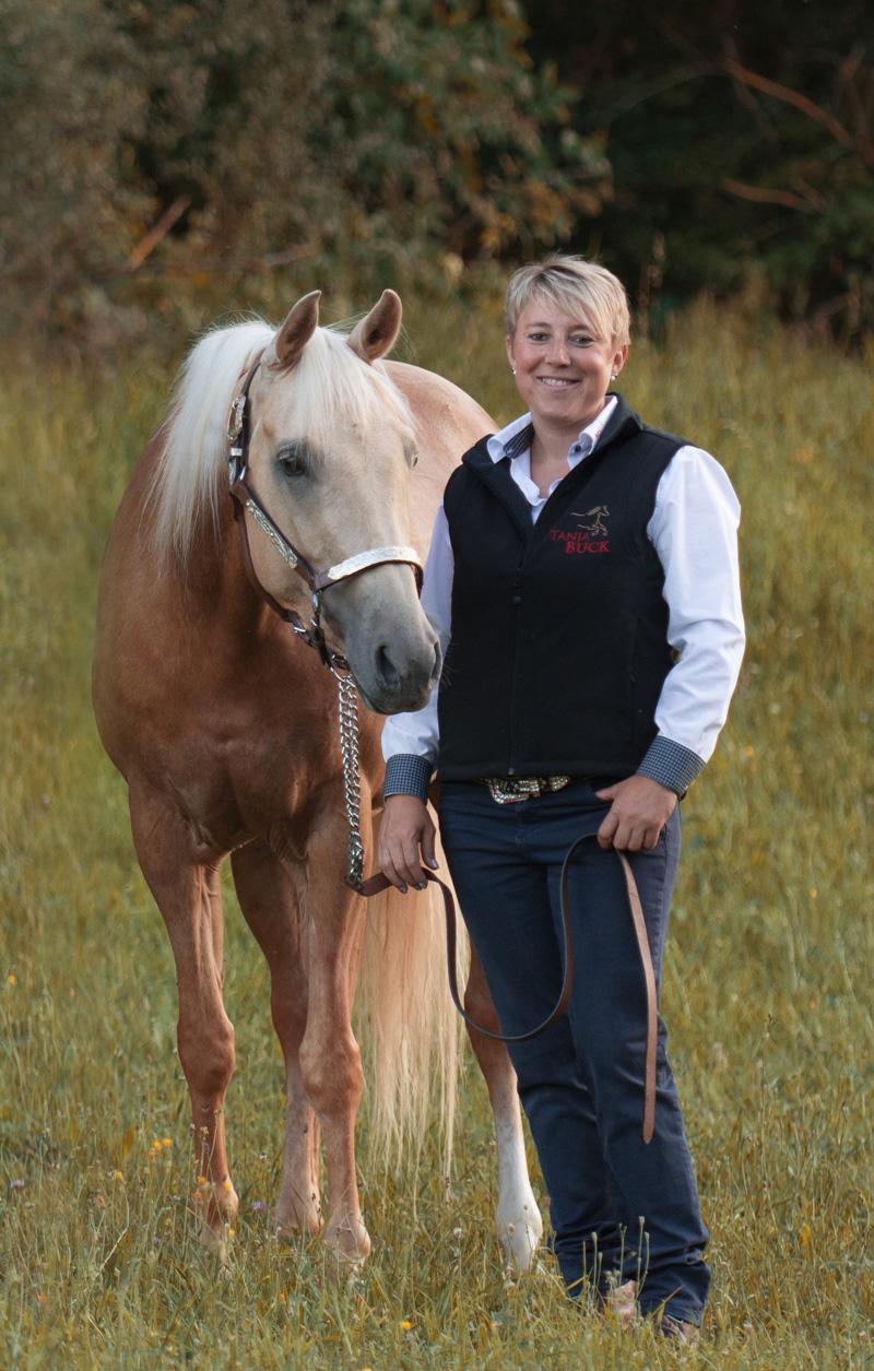 Tanja_Buck_Horsemanship_Trainerin